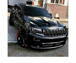 cute, clean asf, and jeep cherokee srt8 image