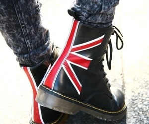 shoes, boots, and british image