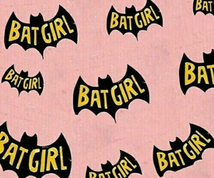 batgirl, batman, and wallpaper image