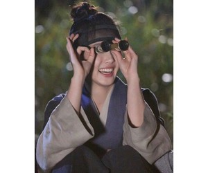 kim yoo jung, love in the moonlight, and moonlight drawn by clouds image