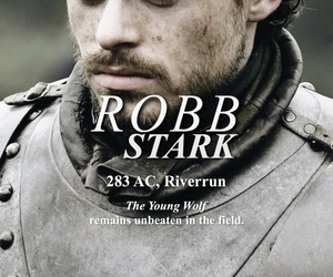 richard madden, winter is coming, and robb image