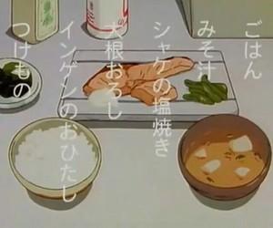 anime, ごはん, and カレカノ image