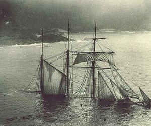 harry potter, ship, and durmstrang image