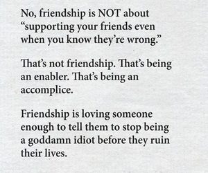 friend, friendship, and quotes image