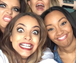 littlemix, perrieedwards, and jadethirlwall image
