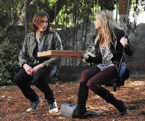 pretty little liars, pll, and haleb image