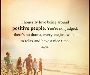 hippies, peace, and positivity image