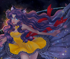 anime, art, and sailor moon image