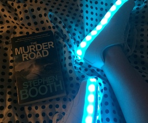 shoes, ledshoes, and themurderroad image