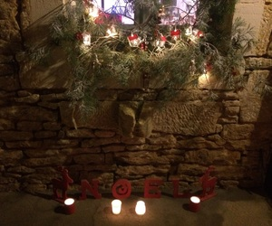 beautiful, décoration, and christmas image