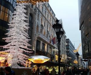 budapest, christmas, and natale image