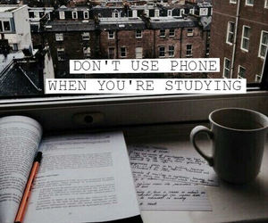 fighting, studying, and study image