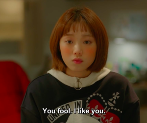 Korean Drama, weightlifting fairy, and lee sung kyung image