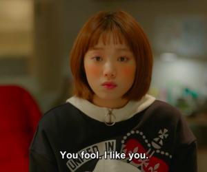 Korean Drama, lee sung kyung, and kim bok joo image
