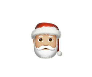 christmas and emoji image