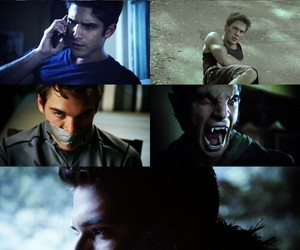 scot, teenwolf, and liam image