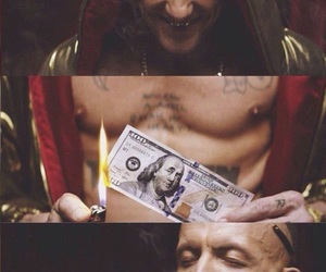 money, die antwoord, and ugly boy image