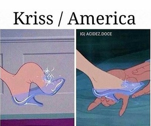 america, kriss, and the selection image