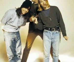 band, dave grohl, and grunge image