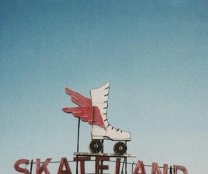 retro, skate, and vintage image