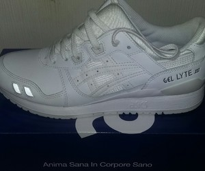 asics, gel, and shoes image