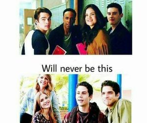 teen wolf and corey image