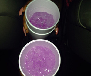 purple, drink, and grunge image