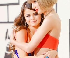bff, selena gomez, and Taylor Swift image