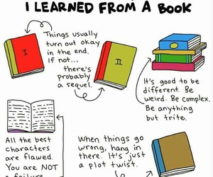 books, true story, and life hacks image