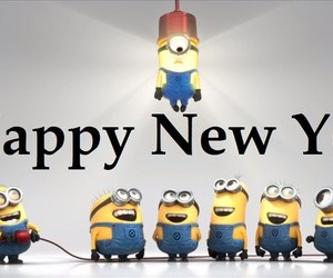 happy new year and 2017 image