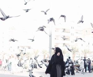 fashion, muslim, and hijab image