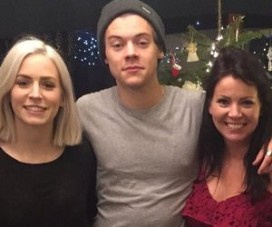 Harry Styles, gemma styles, and anne image