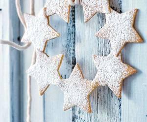 stars, beautiful, and christmas image