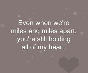 heart, life, and miles image
