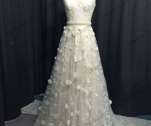 bridal gown, bridal dress, and a line image