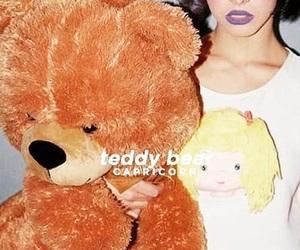 crybaby, teddy bear, and zodiac image