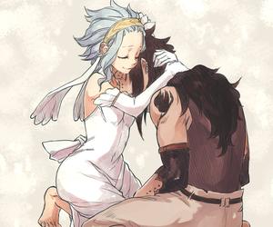 fairy tail, anime, and gajeel image