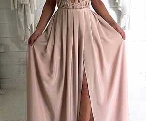 fashion, gowns, and pink image