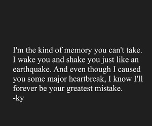 black and white, earthquake, and heartbreak image