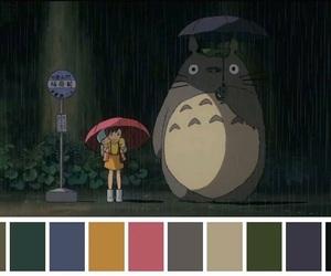 anime, cinema, and colors image