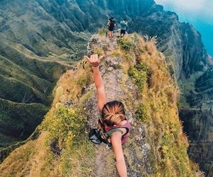 adventure, travel, and mountains image