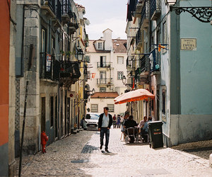 canon ae-1, colorful, and lisbon image