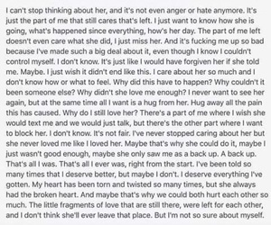 broken, heartbroken, and lonely image