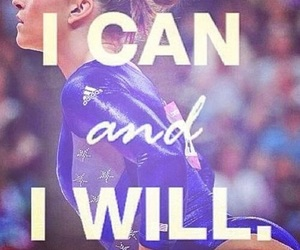 gymnastics, i can, and quote image
