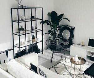 almohadones, living, and sillón image