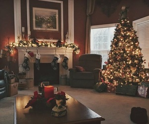 holidays, christmas, and home image