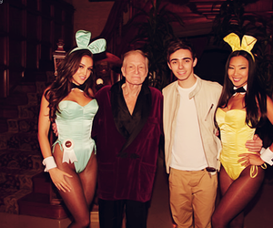 bunnies, Playboy, and the wanted image