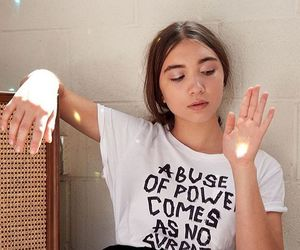 rowan blanchard, feminist, and girl meets world image