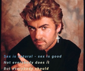80's, cancion, and george michael image
