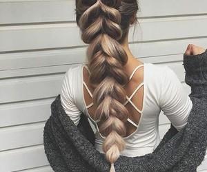 back, fashion, and gray image